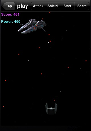 Screenshot eSpaceFighter01