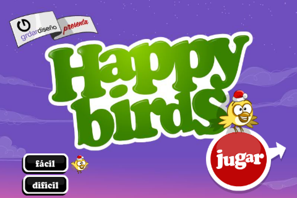 Screenshot Happy Birds