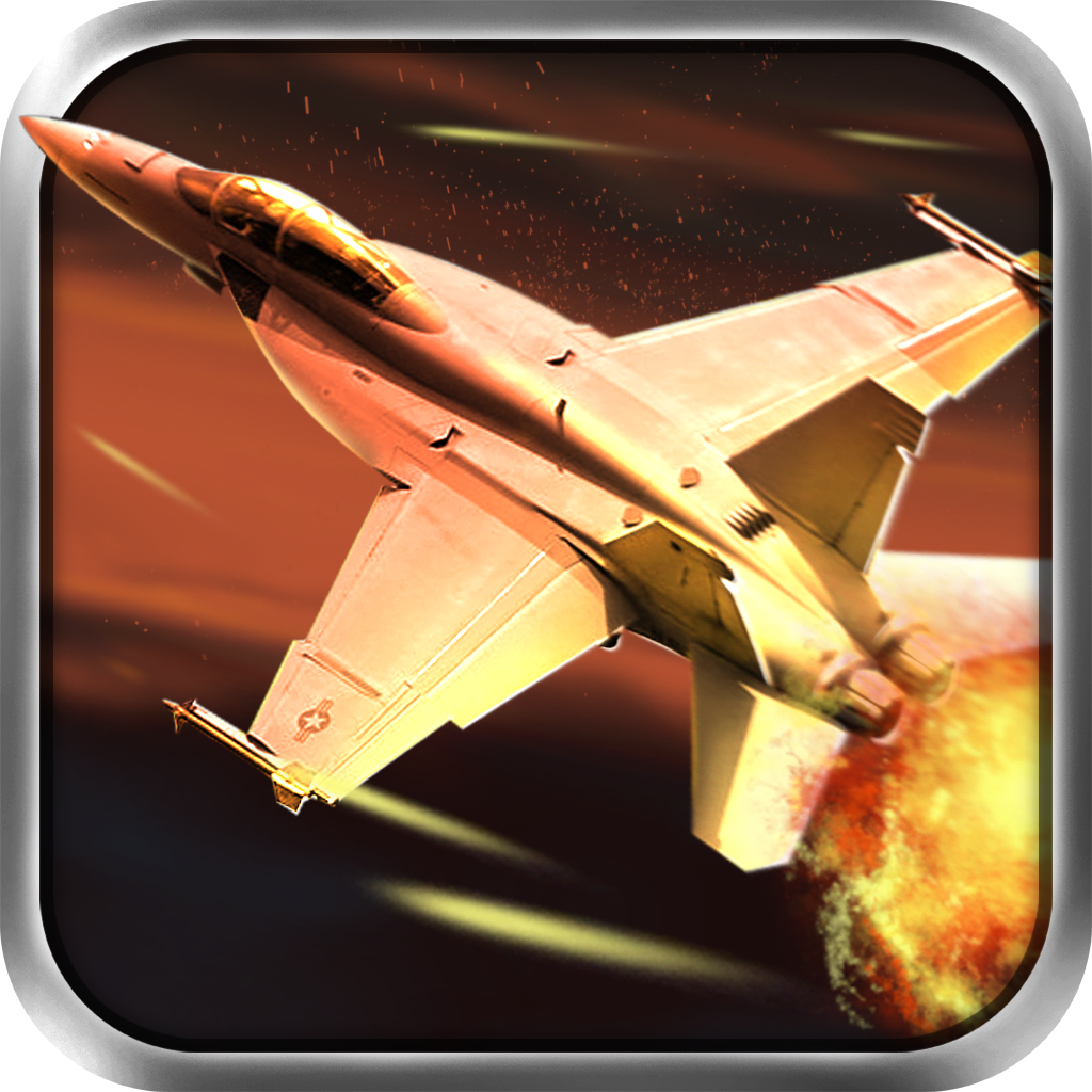 Alpha Air Combat: HD Jet War